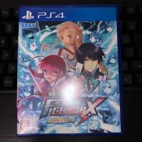 PS4 Dengeki Bunko Fighting Climax Ignition Japan Import Official Used