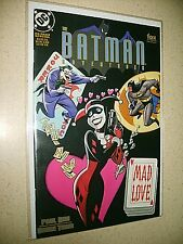Batman Adventures Mad Love 1st print KEY Origin of Harley Quinn Joker Dini Timm
