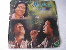 Yaadein Love Songs Bhupinder Hindi LP Record Bollywood India-1393