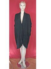 NWT $798 ELIE TAHARI Women's Sz M/L 100% Black Cashmere Jacket