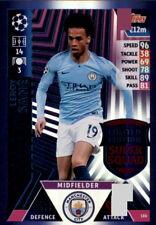 Champions League 18/19 - Karte LE6  - Leroy Sane - Limited Edition Super Squad