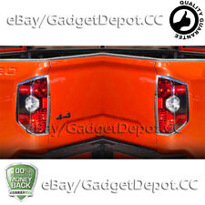 For 2014 2015 2016 2017 Toyota Tundra Chrome Taillight Bezels Tail light Cover