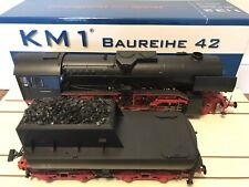 KM1 104206 Br 42 692 Gauge 1 Steam Esu Digital Sound Like New For Märklin Kiss