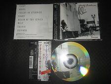 MARTY FRIEDMAN - SCENES SIGNED AUTOGRAPHED CD NICK MENZA RIP MEGADETH JAPAN OBI