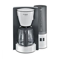 Bosch TKA6A041 Weiss-Grau Elektro-Klein Filter-Kaffeemaschine Glaskanne 1200 W