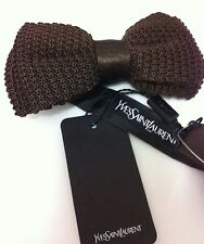 NWT$175  Yves Saint Laurent  luxury Gorgeous Bow Tie (Last stock,Great Gift)