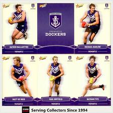 2013 Select AFL Champions Trading Cards Base Team Set Fremantle (12)