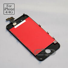 Replacement Screen For iPhone 4 Black LCD Touch Digitizer Touch Screen Glass
