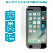 Griffin Survivor iPhone 8 Plus & 7 plus Clear Tempered Glass Screen Protector