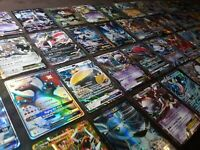 Pokemon Card Gift Lot 100 OFFICIAL TCG Cards Ultra Rare Included - GX EX + HOLOS