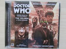 DOCTOR WHO 'THE YES MEN' (BRAND NEW ADVENTURES) 2 X DISC SET, 2.1, MINT
