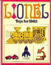 1965 LIONEL TRAINS CONSUMER NEWSPRINT 6401 VERSION GOOD
