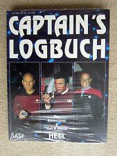 Captains Logbuch  .  SAT 1  -HEEL  - Originalverpackt-NEU - Von Gross u. Altman