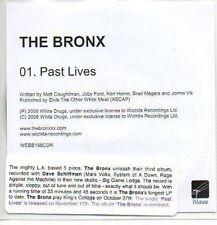 (P960) The Bronx, Past Lives - DJ CD