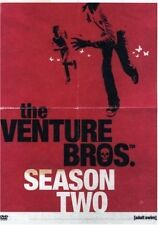 The Venture Bros. ~ Complete 2nd Second Season 2 Two ~ NEW DVD SET