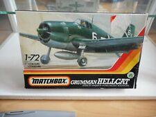 Modelkit Matchbox Grumman Hellcat on 1:72 in Box