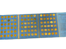 lincoln cents 1941-1974 Complete Folder