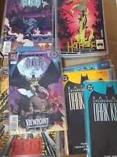legend of dark knight Batman Comic Lot 0 1-58 65-89 annual 1 2 4 5 vf+ bagged
