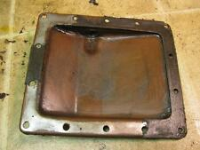 Wisconsin Engine VG4D Oil Pan