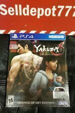 Brand New Yakuza 6 The Song of Life Essence of Art Edition-PlayStation 4