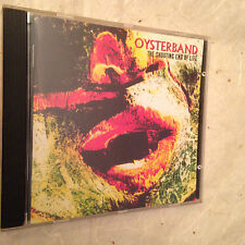 OYSTERBAND THE SHOUTING END OF LIFE COOK CD 091 1995 FOLK