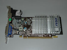 MSI V240 N8400GS-D1GD3H/LP 8400GS 1GB PCI-E DVI VGA #2985