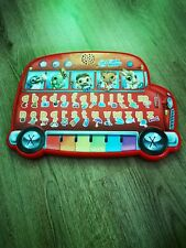 Leap Frog Touch Magic Learning Alphabet Bus