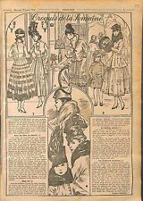 Madame Mode Paris Fashion Chapeau Voile Soie Saphir Taffetas Corsage WWI 1916