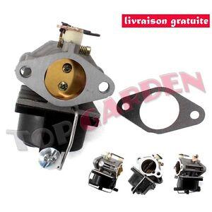 Carburateur pour Tecumseh OHV110 OHV115 OHV120 OHV125 OHV130 OV358EA # 640065 A