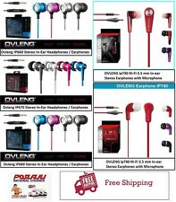 Ovleng Earphones (IP660 / IP670  / IP730 / IP740) Promotion