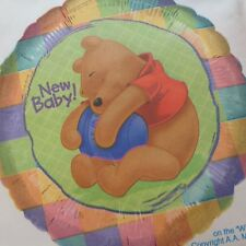 """Winnie the POOH _ NEW BABY 18""""  rare Collectable foil Balloon #08326"""