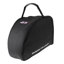 Universal Padded Goalie Helmet Protector Storage Bag Hockey Sports Equipment