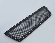 05-10 Toyota Tacoma Evolution Black Stainless Steel Wire Mesh Grille 46-0722