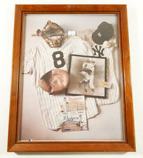 "1993 MLB ""The Perfect Game"" No. 7 Framed 11x14 Color Photo ^ Yogi Berra Larsen"