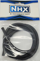 NHX Pro Silicone Wire 8 AWG Gauge 3 FT Black