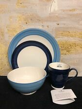 2cd075dcbc94 Kate Spade New York Charles Lane Indigo 4 - Pc Place Setting Service For  One NWT