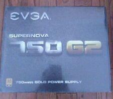Evga Supernova 750 G2 Gold Power Supply