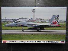 F-15J Hasegawa 1/72 201SQ Chitose 60th Anniversary