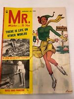 Vintage Mr. Mister...To You Magazine - January 1954