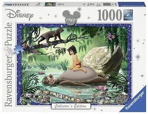 Ravensburger - Disney Moments 1967 The Jungle Book 1000pc - Jigsaw Puzzle