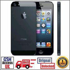 Apple iPhone 5 - 32GB-Nero (Sbloccato) Smartphone