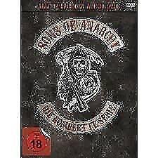 Sons of Anarchy - Complete Box DVD - Staffeln 1-7 - FSK 18 - deutsch - neu & ovp