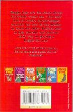 NAG CLUB Anne Fine Arthur Robins New 2012 1st paperback classic children reader