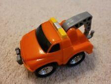 Vintage 1995 Fisher Price Big Action Garage Replacement Orange Tow Truck Toy