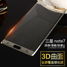 3D Curved Full Cover Tempered Glass Screen For Samsung Galaxy Note 7