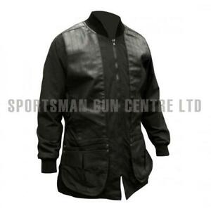 Hsf Clay Shooting Jacket, Black, S