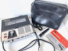 Reel to Reel Tape Recorder National Panasonic RQ-401S Portable Vintage Retro