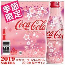 2019 Coca Cola Japan Exclusive Sakura Cherry Blossom 250ml Brand New Japan