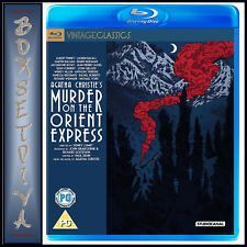 MURDER ON THE ORIENT EXPRESS - AGATHA CHRISTIE *BRAND NEW BLU-RAY**