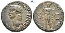 Savoca Coins Claudius As Constantia Spear 10,98 g / 26 mm @NIE7843
